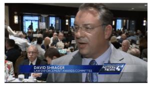 Senator Heinz Law Enforcement Awards Committee Attorney Shrager